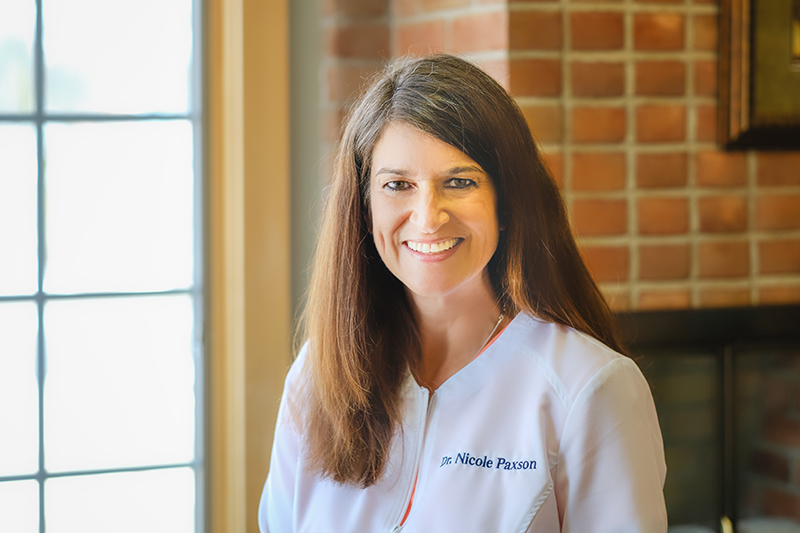 Our Staff – Nicole Paxson DDS